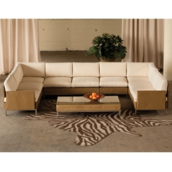 Lloyd Flanders Elements Semi-Square Sectional Set - LF-ELEMENTS-SET4