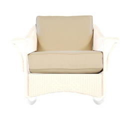 Lloyd Flanders Nantucket Lounge Rocker Cushions - 51902-51702-51033