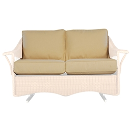 Lloyd Flanders Nantucket Love Seat Glider Cushions - 51950-51750-51047