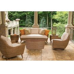Lloyd Flanders Tobago Patio Living Room Set - LF-TOBAGO-SET5