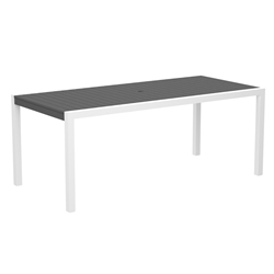 PolyWood MOD Rectangle Dining Table - 8300