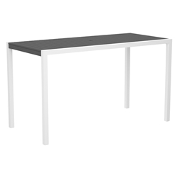 PolyWood MOD Rectangle Bar Table - 8302