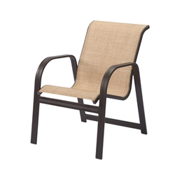 Windward Cabo Sling Dining Arm Chair - W3450