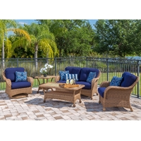 Windward Carolina Outdoor Wicker Furniture Set - WW-CAROLINA-SET1
