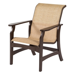 Windward Covina MGP Sling Dining Arm Chair - W5850