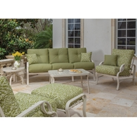 Windward Eclipse Outdoor Sofa and Lounge Chair Patio Set - WW-ECLIPSE-SET2