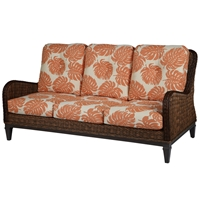 Windward Havana Wicker Sofa - W60355