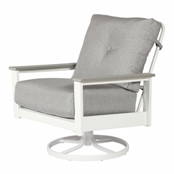 Windward Kingston Deep Seating Swivel Rocker Lounge Chair  - W2457