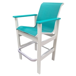 Windward Kingston Sling Bar Chair - W4275A