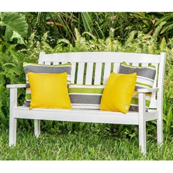 "Windward  Kingston MGP Classic 48"" Park Bench - W4499-48CL"
