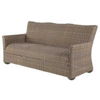 Windward Oxford Woven Foam Sofa - W57355