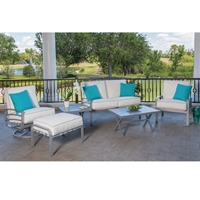 Windward Skyway Deep Seating Outdoor Furniture Set - WW-SKYWAY-SET1