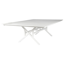 "Windward Tahoe Plank 60"" X 110"" Rectangle Dining Table - KD60110-25STP"